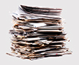 The heap of Newspapers - 2